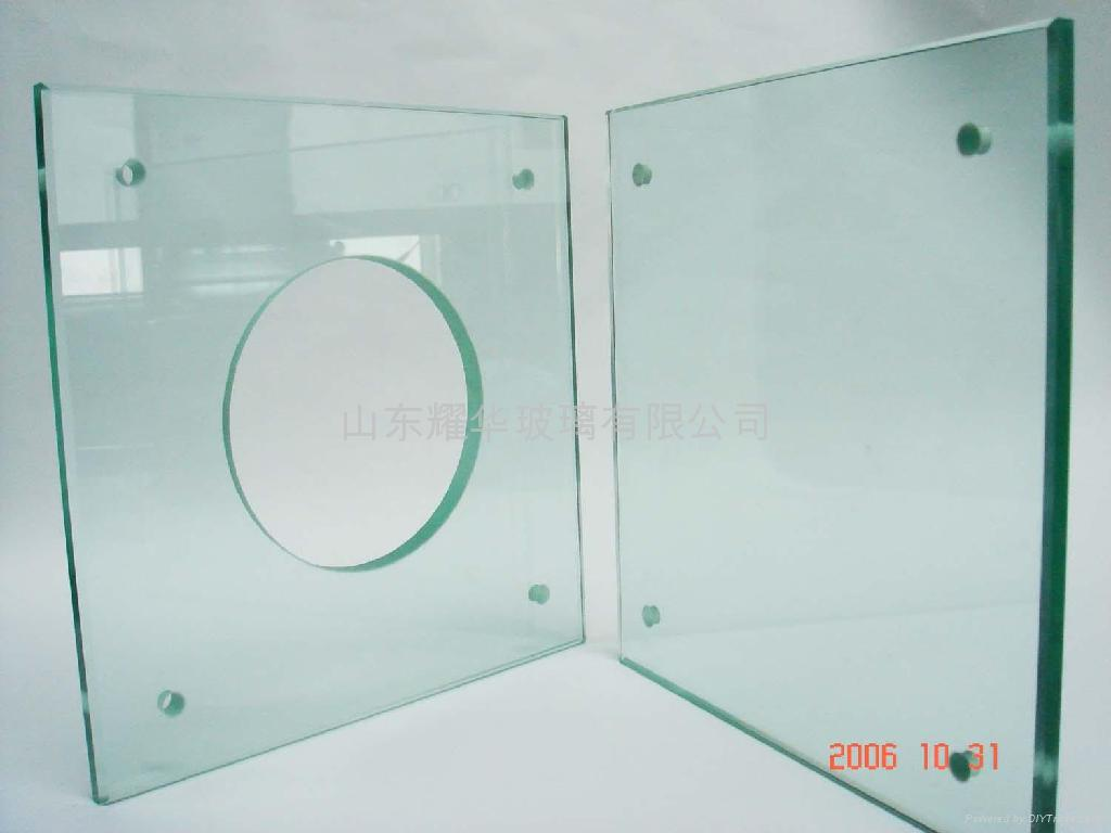 Drilling In Tempered Glass
